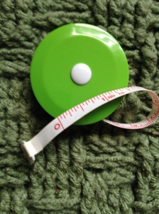 tape measure on pretty day 002